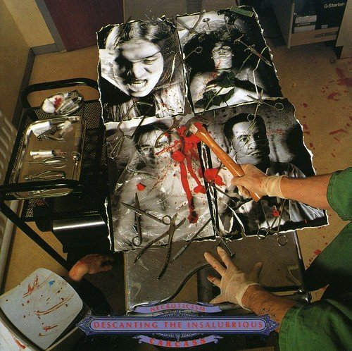 Carcass: Necroticism: Descanting the Insalubrious (Audio CD)