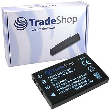 Bateria para toshiba camileo h10 h20 p10 p20 p30 HD Pro