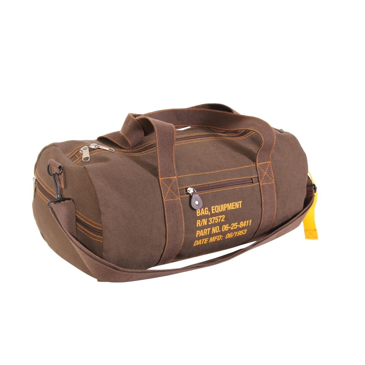 Rothco Canvas Equipment Bag, Earth Brown by Rothco (Image #1)