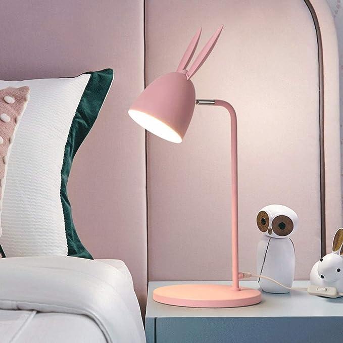 Amazon.com: Raelf - Lámpara de mesa, diseño de princesa ...