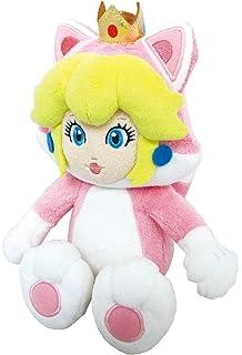 sanei super mario series 9 cat rosalina plush doll amazon co uk