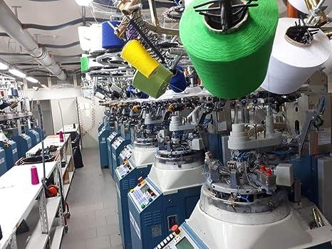SAGITTARIO - Calcetines largos artesanales de algodón, hilo de Escocia, fabricados en Italia, elegantes, prácticos y frescos: Amazon.es: Ropa y accesorios