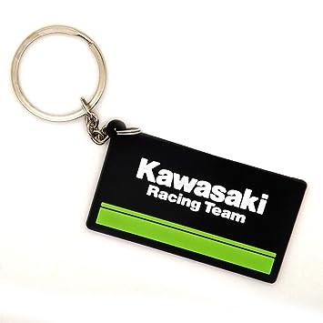 Kawasaki Racing Team WSBK llavero negro oficial 2016: Amazon.es: Deportes y aire libre