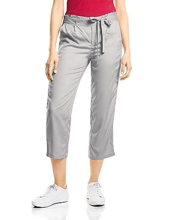 Street One Pantalon Femme  Amazon.fr  Vêtements et accessoires 64cde3ff494