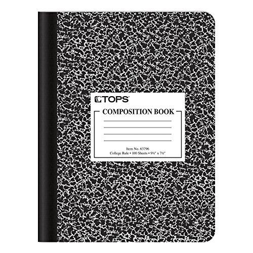 Oxford Composition Book, 9-3/4