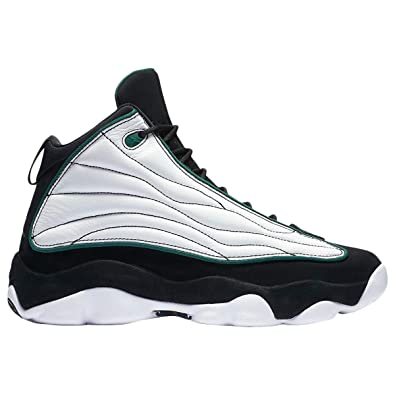 watch 7b866 60ced Image Unavailable. Image not available for. Color  Jordan Boy s Pro Strong  Basketball Shoes ...