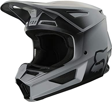 2020 Fox Racing V2 Vlar Helmet-Matte Black-2XL