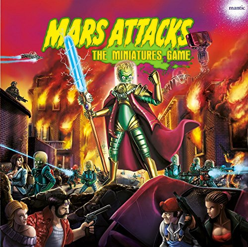 - Mars Attacks: The Miniatures Game