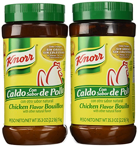 (Knorr Bouillon Gran Chicken 35.3 ounce (Pack of 2))