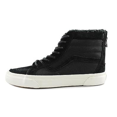 Vans Sk8-Hi Zip MTE CA Black Fleece e113b885a