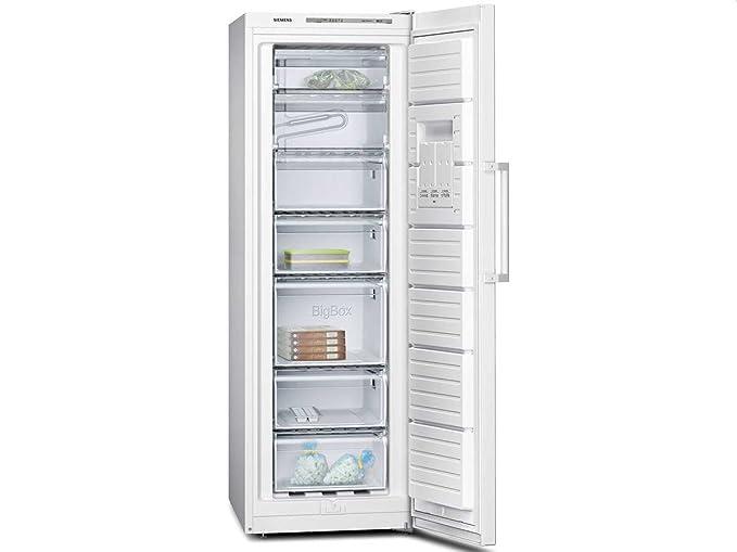 Siemens gs33vvw31 Stand Congelador Color Blanco: Amazon.es ...