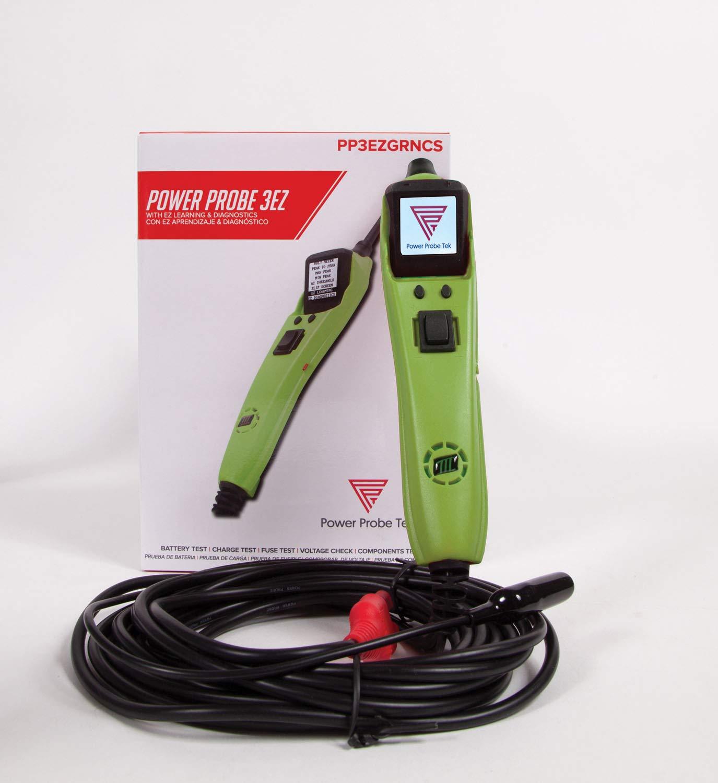 Green Power Probe PWP-PP3EZGRNCS 3ez Clamshell