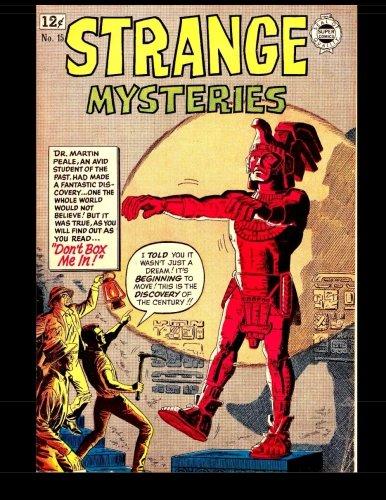 Read Online Strange Mysteries #15: Golden Age Horror-Suspense Comic pdf epub