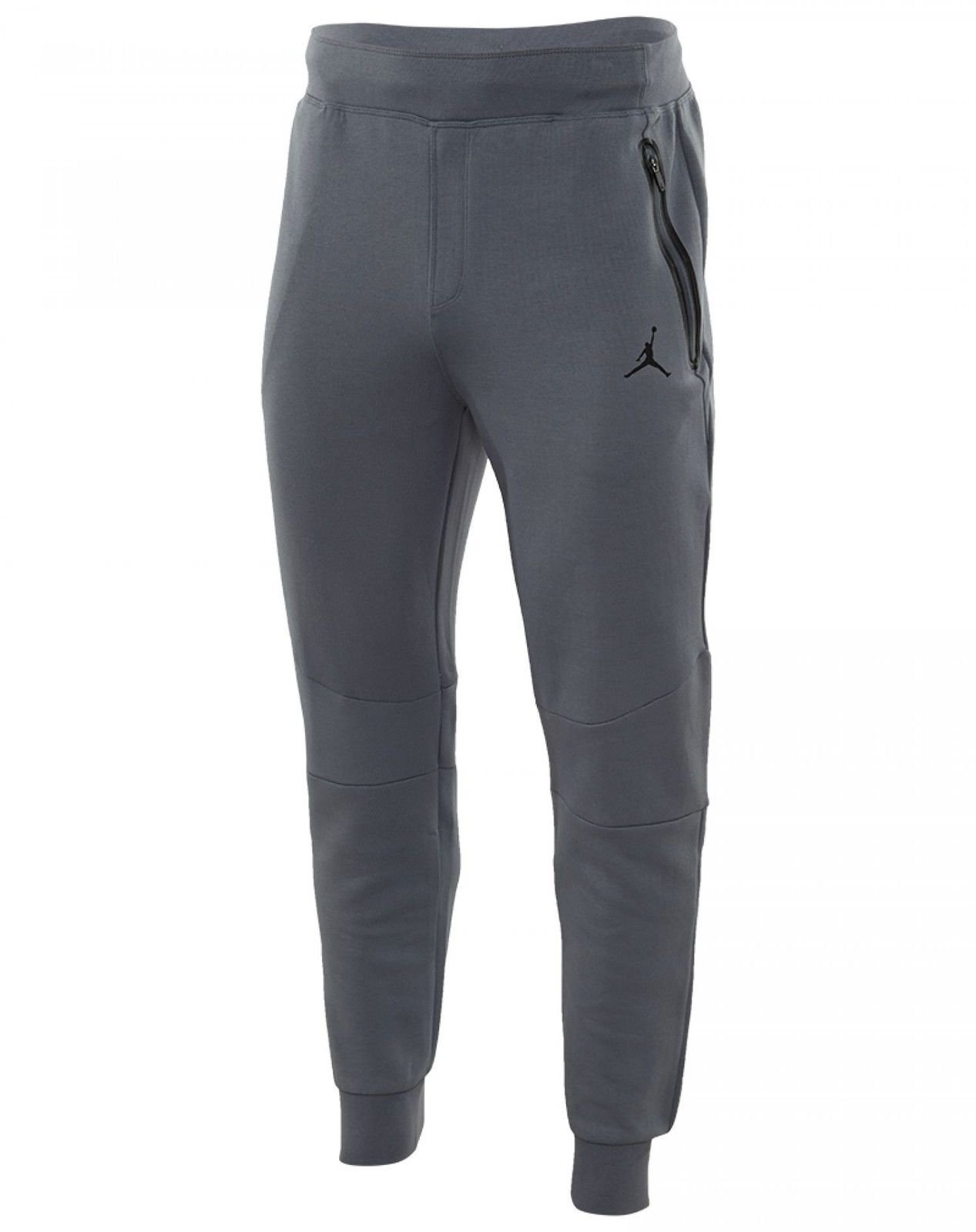 2cf734c02a4cd2 Galleon - Jordan Nike Men s Lite Fleece Tech Jogger Pants XX-Large Cool Grey