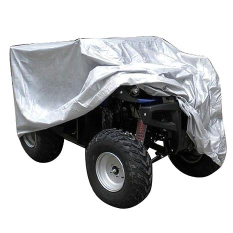 Amazon.com: Cubierta para ATV, iiSPORT impermeable Polaris ...