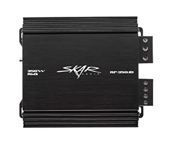 Skar Audio amplificador de bordar, Serie