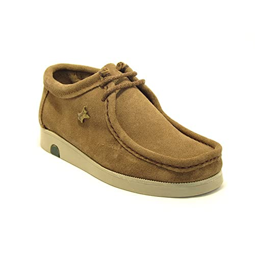 700 - Wallabees azul marino (36)