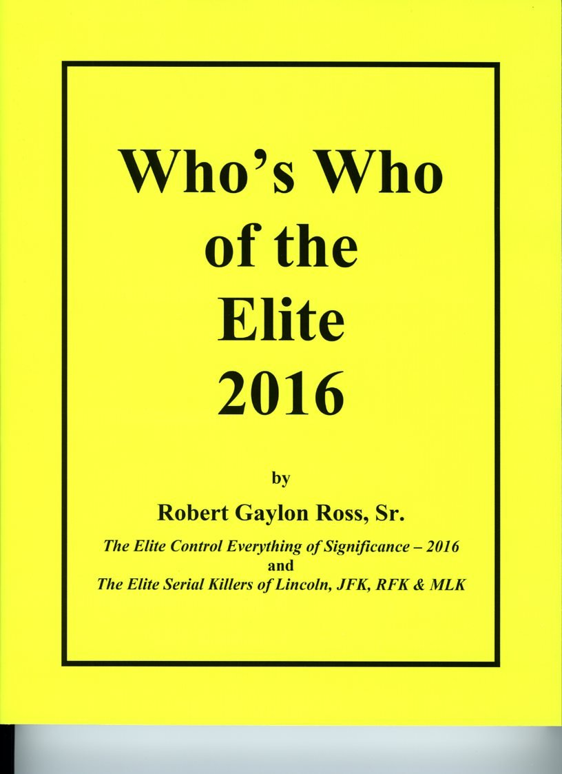 Who's Who of the Elite 2016