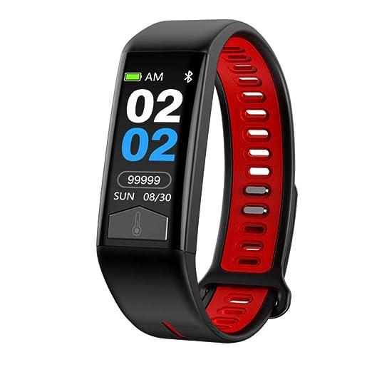 Amazon.com: FXMINLHY - Reloj inteligente para mujer con ...
