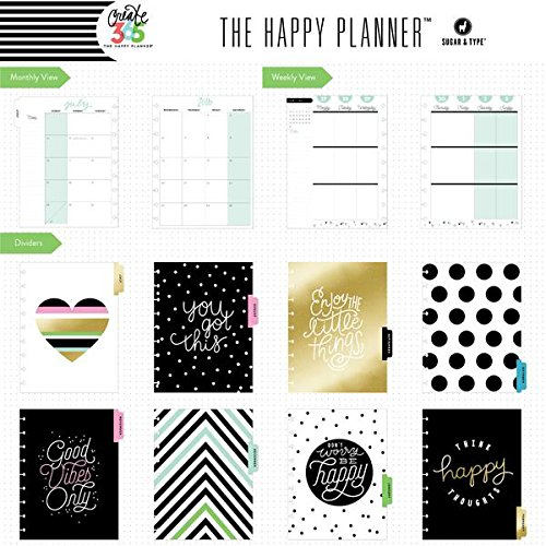 Me Amp My Big Ideas Create 365 The Happy Planner Sugar And