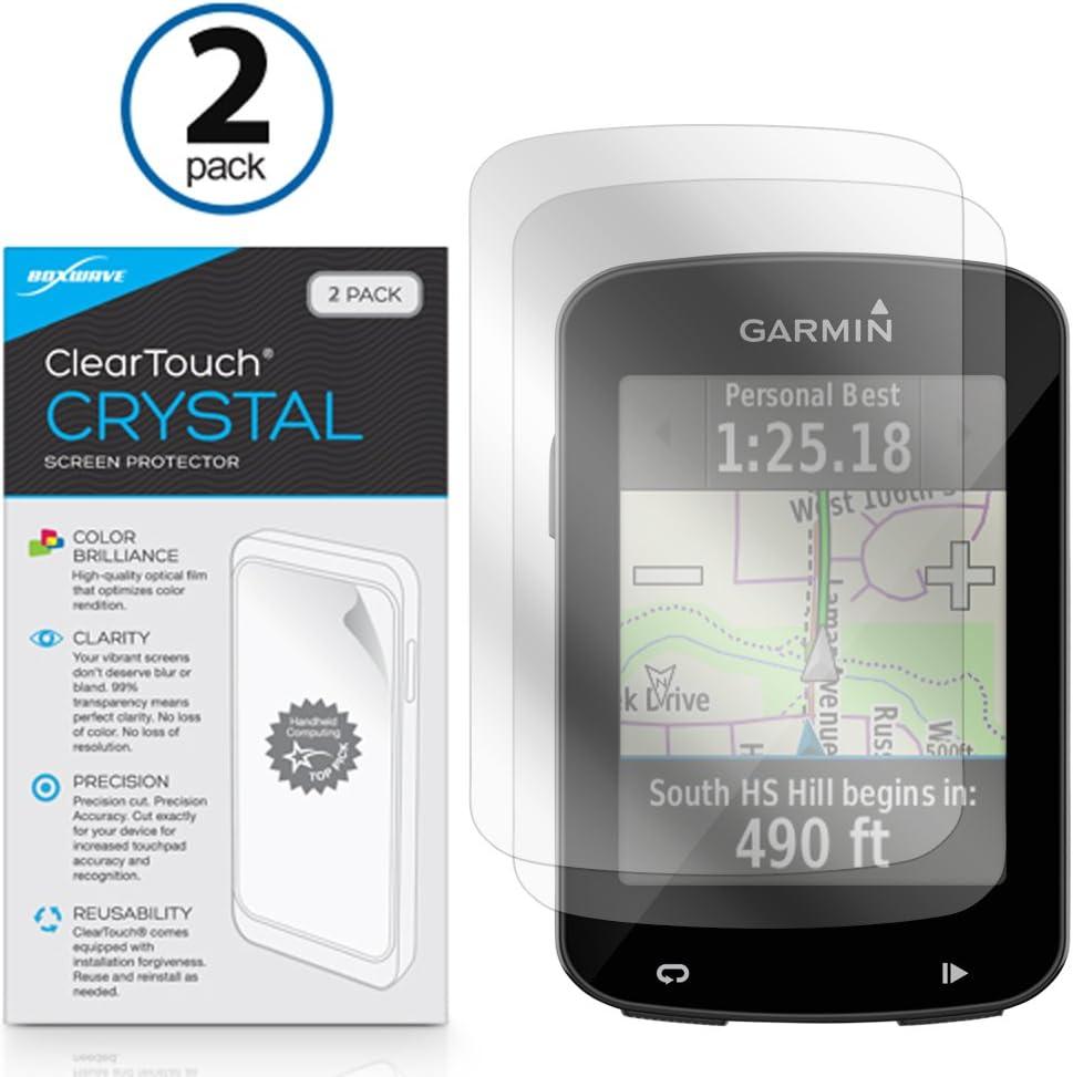 Garmin Edge 820 Protector de pantalla, BoxWave® [ClearTouch ...