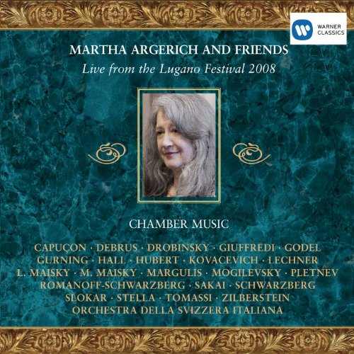 Live From the Lugano Festival 2008 by Warner Classics