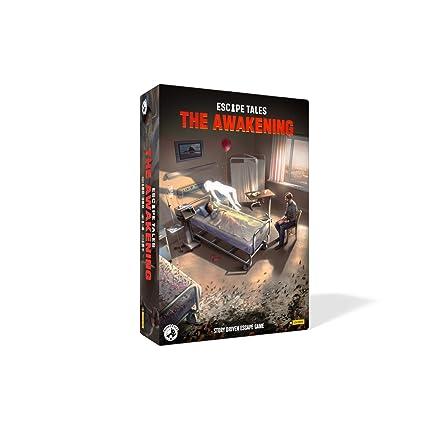 Amazon.com: Escape Tales: Juego de mesa de despertar: Toys ...