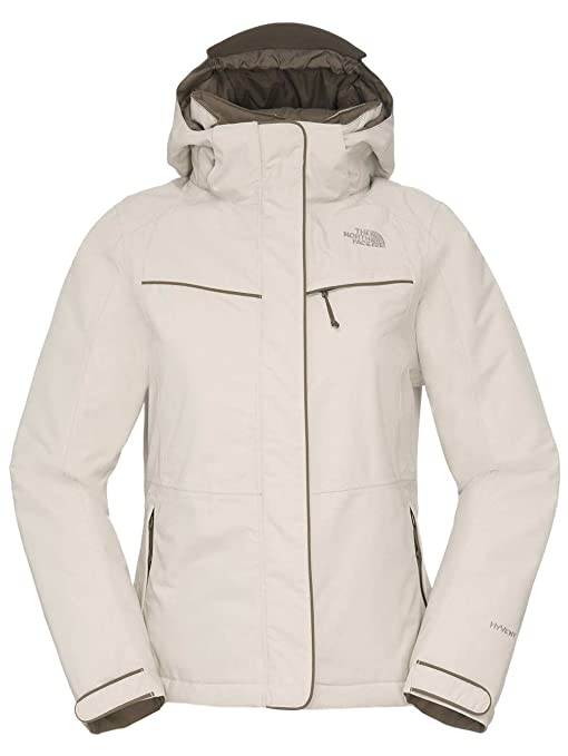 Marfil Aislante North The Inlux Chaqueta Mujer Face Color q1vTY