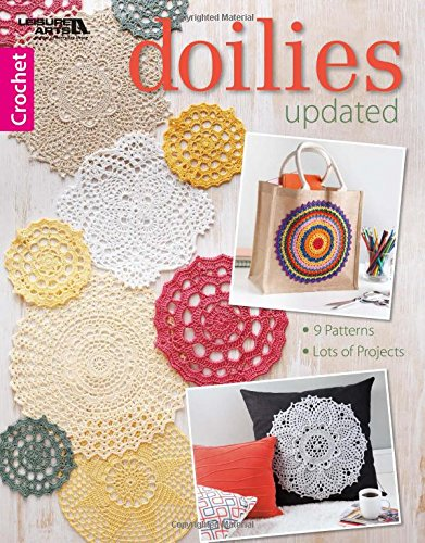 Doilies Updated | Crochet | Leisure Arts (7035)