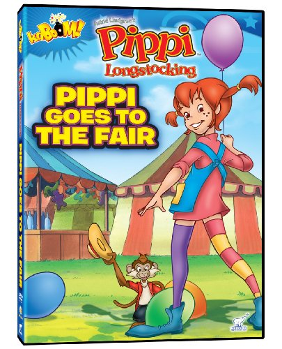 Pippi Longstocking - Pippi Goes to the - Series Tv Longstocking Pippi