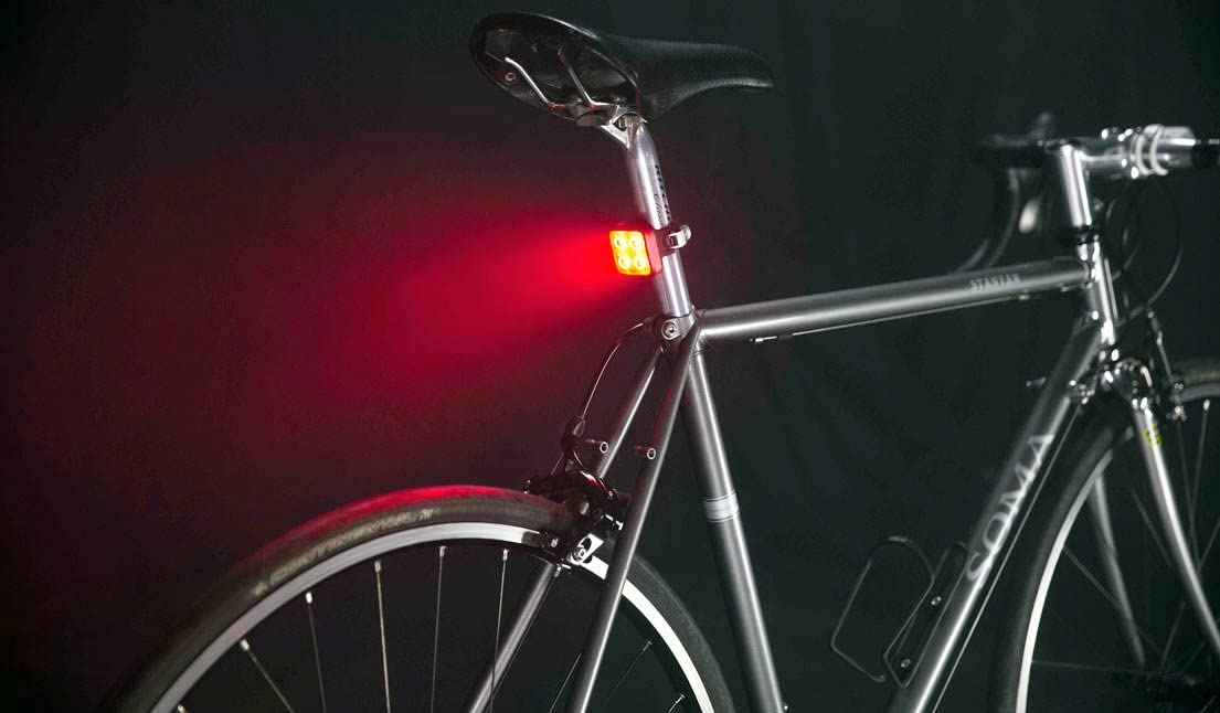 Knog Blinder Mob The Face luz Trasera para Bicicleta, Blinder Mob ...