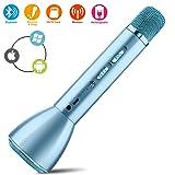 Wireless Bluetooth Karaoke Microphone for Kids Home