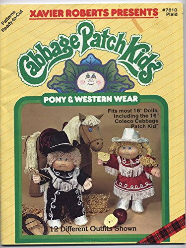 Xavier Roberts Presents Cabbage Patch Kids - Pony & for sale  Delivered anywhere in USA