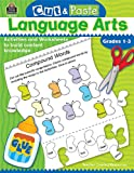 Cut and Paste: Language Arts (Cut and Paste), Books Central