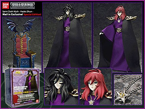 Saint Seiya Saint Cloth Myth Hades Shun Limited Edition Action Figure by Bandai (Hades Cloth)