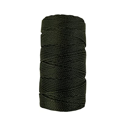 Catahoula Tarred, Twisted Nylon Twine: Sports & Outdoors