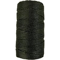 Catahoula Fabrikant # 36 Tarred Twisted Nylon Twine (Bank Line) 117' spoel, 348lb test