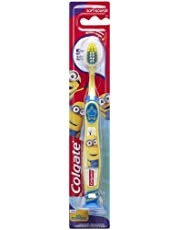 Colgate Kids Minions Toothbrush, Extra Soft, 1 Count