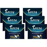 TENA MEN Nivel 3 - pañales de incontinencia para hombres con moderada incontinencia urinaria / incontinencia, Vorteilspack (48 higiene-liners)