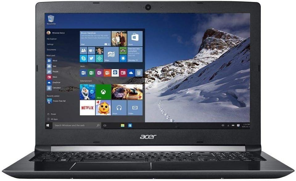 "Acer Laptop Aspire 5 A515-51G-5504 Intel i5 8th Gen 8GB RAM 256GB SSD GTX MX150 15.6"" Windows 10 Home 64"
