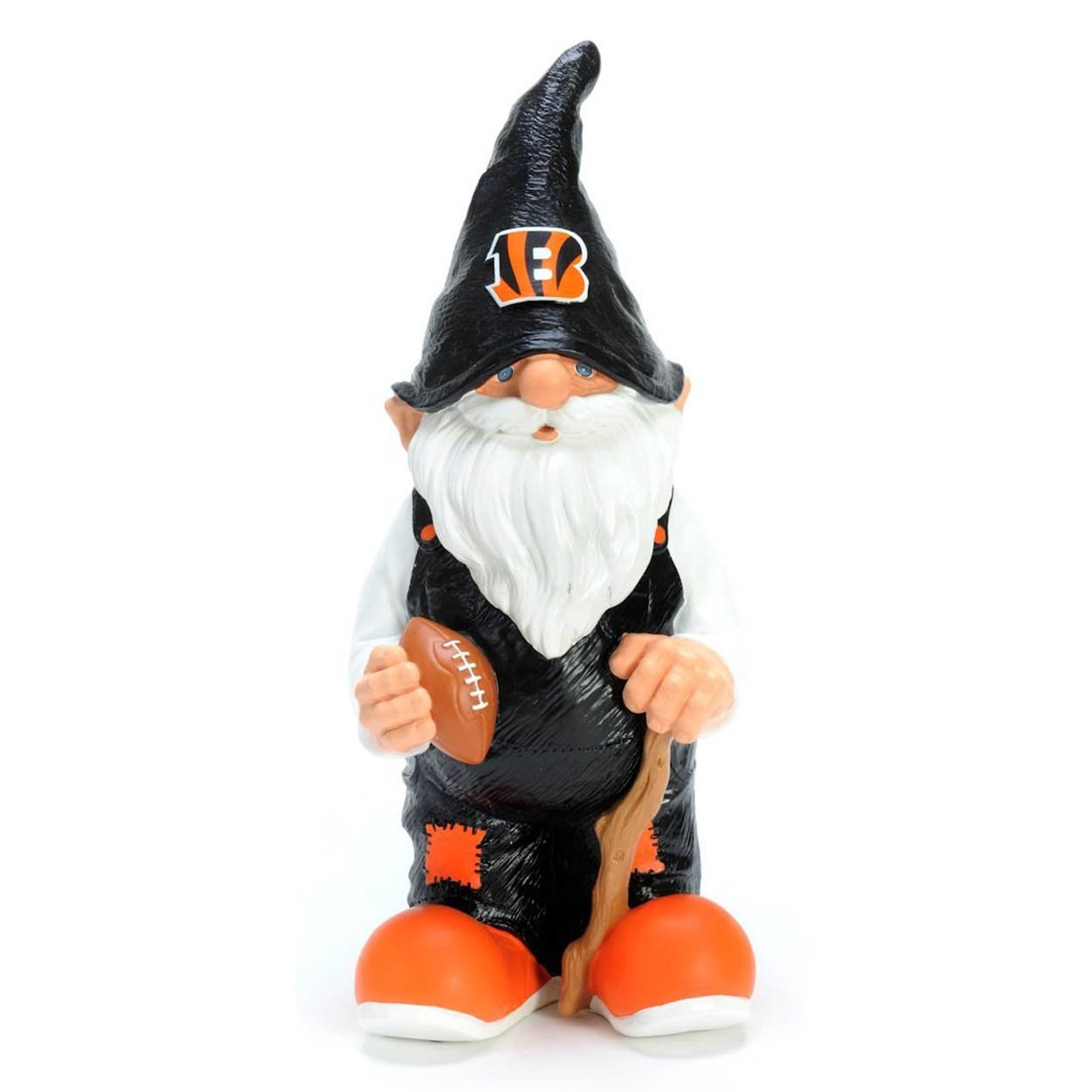 Forever Collectibles NFL Cincinnati Bengals Garden GNOME Columbus Sports GNNCTH