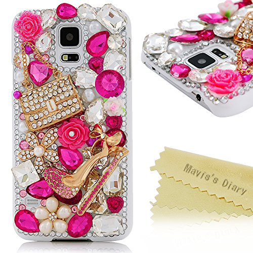 3d crystal galaxy s5 cases - 4