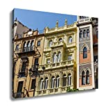 Ashley Canvas, Historic Buildings And Monuments Of Seville Spain Architectural Details Stone, Home Decoration Office, Ready to Hang, 20x25, AG6534628