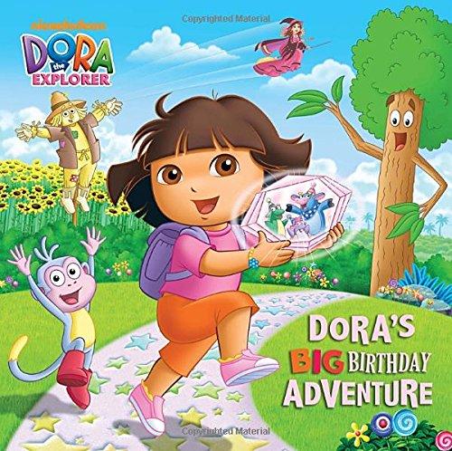 Dora's Big Birthday Adventure (Dora the Explorer) (Pictureback(R))