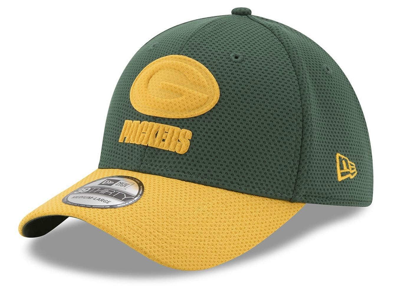 low priced fac36 79419 Amazon.com   New Era NFL Men s Logo Surge 39Thirty Stretch Fit Cap    Clothing