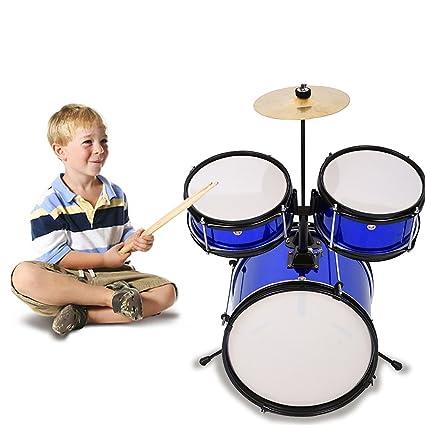 Amazon Com Bestmassage Drum Sets Kids Drum Children Drum Complete