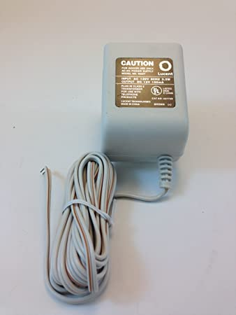 Amazon.com: AC-DC ADAPTER(LUCENT) 12VDC-150mA OUTPUT 10FT LEAD ...