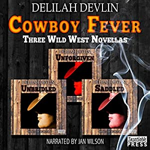 Cowboy Fever Audiobook