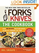 #8: Forks Over Knives - The Cookbook: Over 300 Recipes for Plant-Based Eating All Through the Year