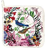 Michel Design Works Cotton Potholder, Romance